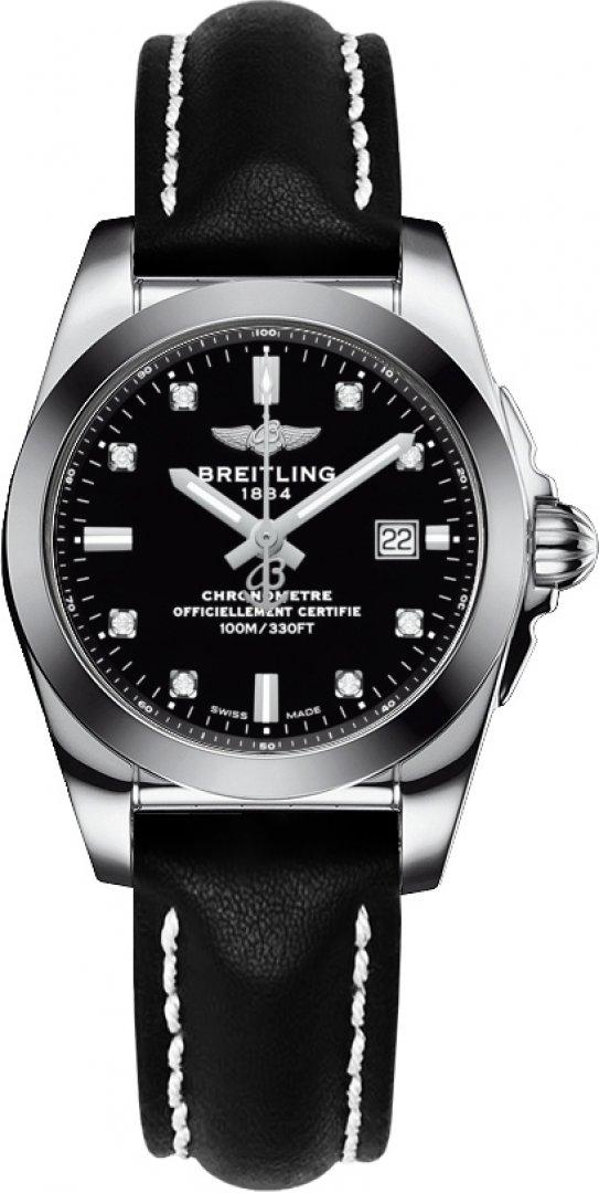 Breitling Galactic 29 W7234812 BE50 477X Quartz d9b3a30a55