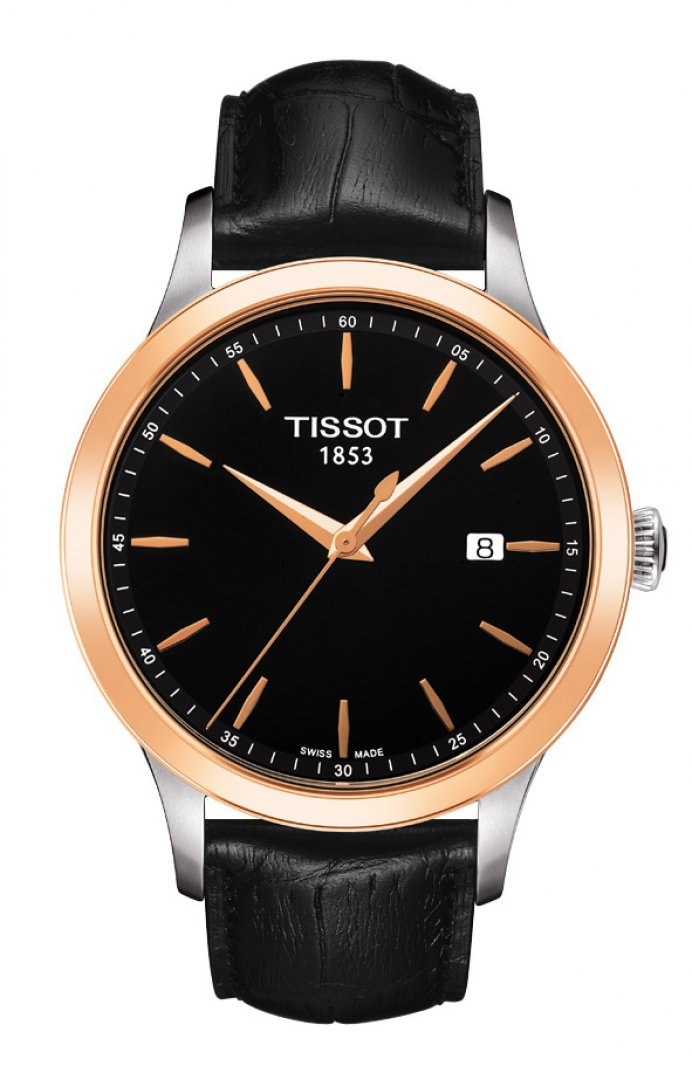 Tissot T-Gold T912.410.46.051.00 CLASSIC GENT e534e90c034