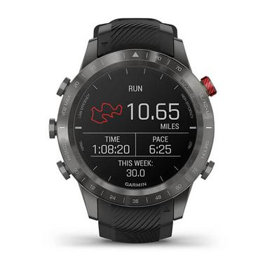 Garmin MARQ Athlete Performance Edition + HRM-Pro™ pulzomer s akcelerometrom 010-02567-21 46 mm, Titanium case, Water resistance 100 M