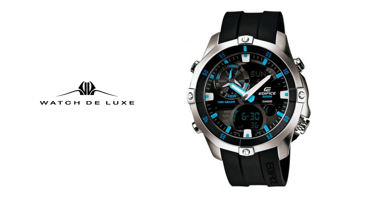 Casio EDIFICE EMA 100-1A  793e87408a8