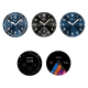 Mont Blanc Summit SmartWatch 117535 AMOLED displej, 46 mm