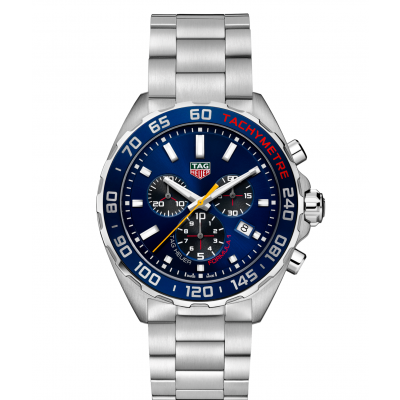 TAG Heuer Formula 1 Aston Martin Red Bull Racing CAZ101AB.BA0842 Quartz, Chronograph, Water resistance 200M, 43 mm
