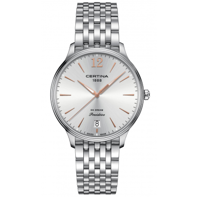 Certina DS Dream C021.810.11.037.00 Precidrive, Quartz, 38 mm