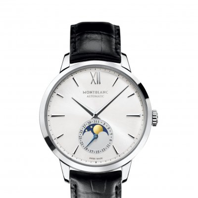 Mont Blanc Heritage Spirit 110699 Moonphase, Automatic, 39 mm