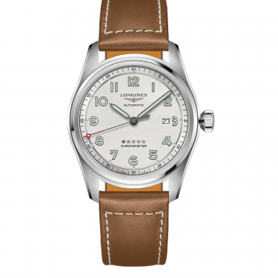 Longines Spirit L38114732 Automat, Chronometer, 42 mm