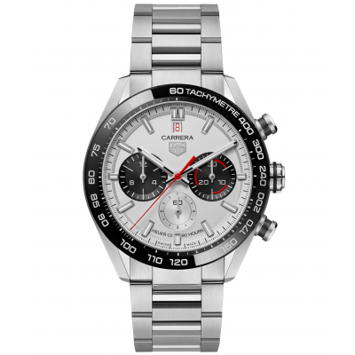 TAG Heuer Carrera 160 YEARS ANNIVERSARY EDITION CBN2A1D.BA0643 HEUER 02, Water resistant 100M, 44 mm