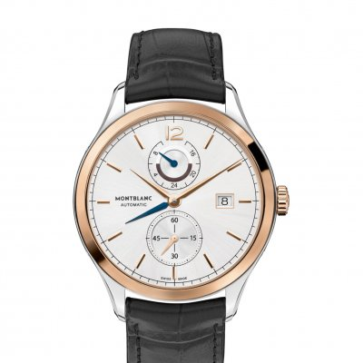Mont Blanc Heritage Chronométrie 112541 Dual Time Automatic, 41 mm
