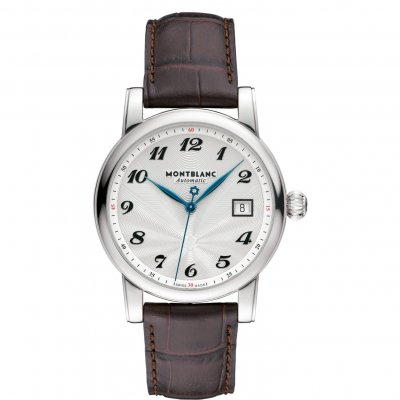 Mont Blanc Star Traditional 107315 Caliber MB24.09, Date Automat, 39 mm