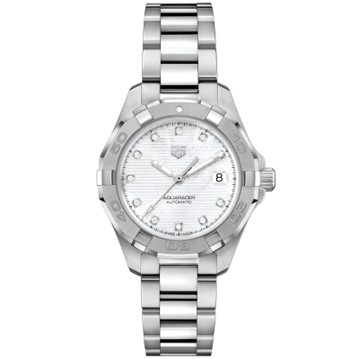TAG Heuer Aquaracer WBD2313.BA0740 Diamonds, Automat, Water resistance 300M, 32 mm