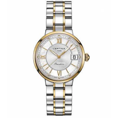 Certina DS Stella C031.210.22.116.00 Diamanty, Quartz, 31.6 mm