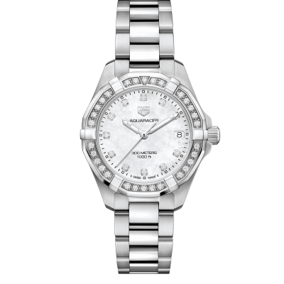 TAG Heuer Aquaracer WBD1315.BA0740 Diamanty, Quartz, 32 mm