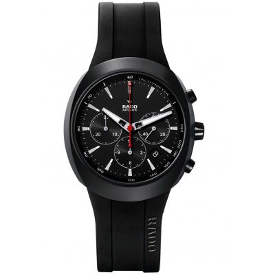 Rado D-Star R15378159 Ceramic, Automatic Chronograph, 42 mm