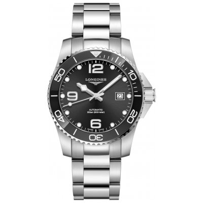 Longines HydroConquest L37814566 Water resistance 300M, Automatic, 41 mm