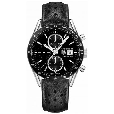 TAG Heuer Carrera Calibre 16 CV201AL.FC6357 Calibre 16, Automatic Chronograph, 41 mm