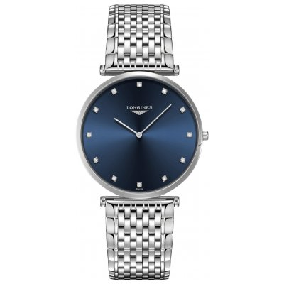 Longines La Grande Classique de Longines L47664976 Diamanty, Quartz, 37 mm