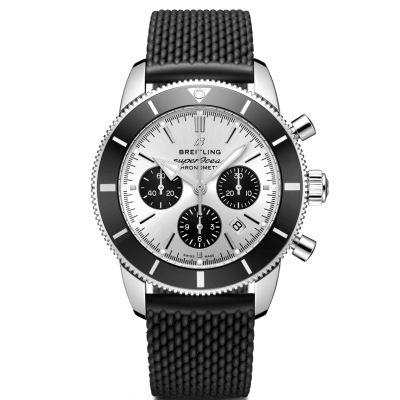 Breitling Superocean Héritage II B01 Chronograph 44 AB0162121G1S1 In-house calibre, 200m Water resistance, 44mm
