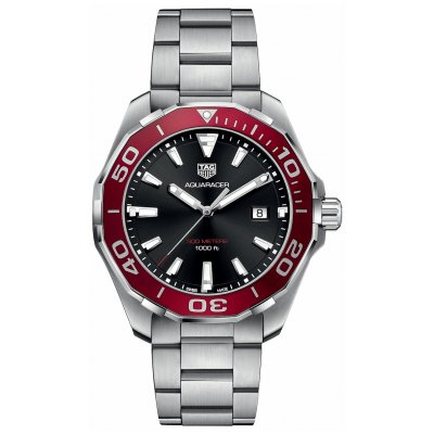 TAG Heuer Aquaracer WAY101B.BA0746 Vode odolnosť 300M, Quartz, 43 mm