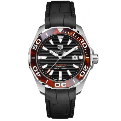 TAG Heuer Aquaracer WAY201N.FT6177 Calibre 5, Vode odolnosť 300M, 43 mm