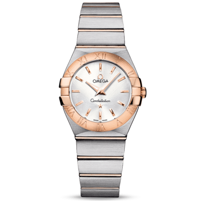 Omega Constellation 123.20.27.60.02.001 Zlato, Quartz, 27 mm