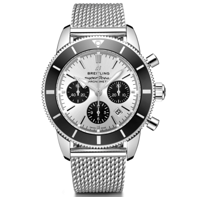 Breitling Superocean Héritage II B01 Chronograph 44 AB0162121G1A1 In-house calibre, 200m Water resistance, 44mm