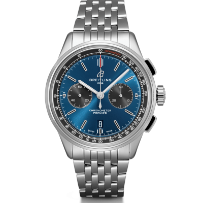 Breitling Premier B01 Chronograph 42 AB0118A61C1A1 In-house calibre, 42mm, Automat