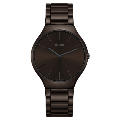 Rado True R27 269 30 2 THINLINE, Keramika, Quartz, 39 mm