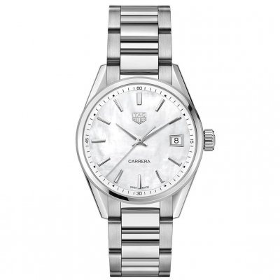 TAG Heuer Carrera WBK1311.BA0652 Steel Bracelet, Quartz, 32 mm