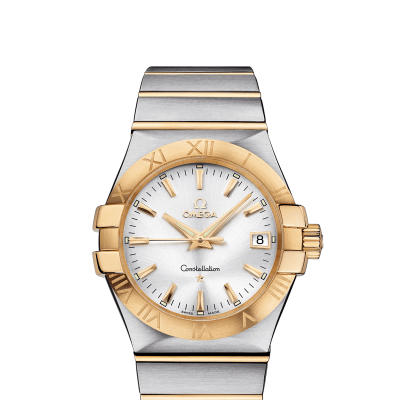 Omega Constellation 123.20.35.60.02.002 Zlato, Quartz, 35 mm