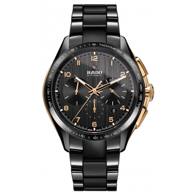 Rado Hyperchrome R32 111 16 2 Ceramic, Automatic, Chronograph, 45 mm