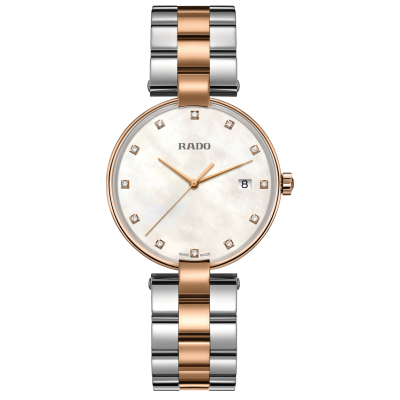 Rado Coupole R22853924 Diamanty, Quartz, 36 mm