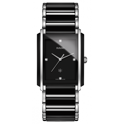 Rado Integral R20 206 71 2 Keramika, Quartz, 31 x 41.1 mm