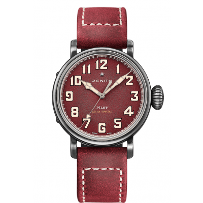 Zenith Pilot Type 20 Extra Special 11.1941.679/94.C814 Automat, Vode odolnosť 100M, 40 mm