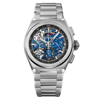 Zenith Defy 95.9002.9004/78.M900 Skeleton, Automat, Water resistance 100M, 44 mm
