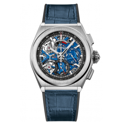 Zenith Defy 95.9002.9004/78.R584 Skeleton, Automatic, Water resistance 100M, 44 mm