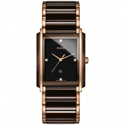 Rado Integral R20 219 71 2 Diamanty, Quartz, 31.0 x 41.1 mm