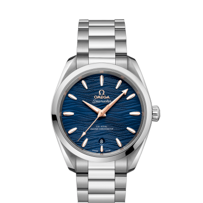Omega Seamaster Aqua Terra 150M 220.10.38.20.03.002 In-house calibre, 38mm