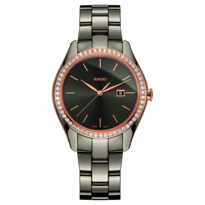 Rado Hyperchrome R32 125 10 2 Diamanty, Quartz, 36 mm