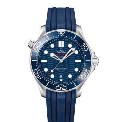 Omega Seamaster Diver 300M 210.32.42.20.03.001 In-house Calibre, Ceramic Bezel, 42mm