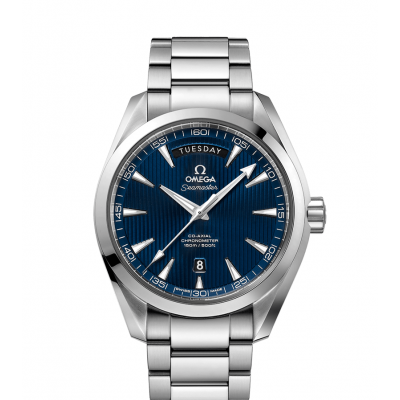 Omega Seamaster Aqua Terra 150M 231.10.42.22.03.001 In-house calibre, Water resistance 150M, 41.5 mm