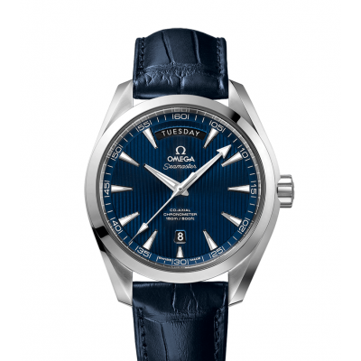 Omega Seamaster Aqua Terra 150M 231.13.42.22.03.001 In-house calibre, Water resistance 150M, 41.5 mm