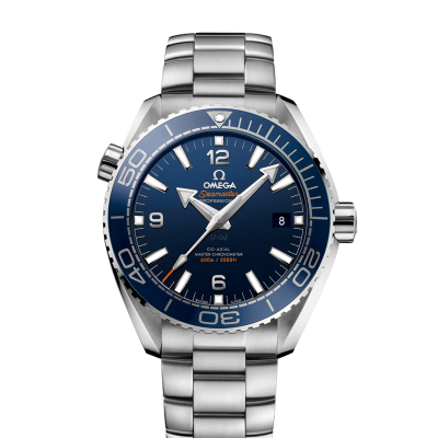 Omega Seamaster Planet Ocean 600M 215.30.44.21.03.001 Water resistance 600M, Automatic Chronograph, 43.5 mm