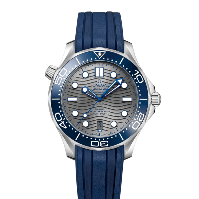Omega Seamaster Diver 300M 210.32.42.20.06.001 In-house Calibre, Ceramic Bezel, 42mm