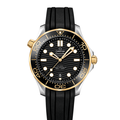 Omega Seamaster Diver 300M 210.22.42.20.01.001 In-house Calibre, Ceramic Bezel, 42mm