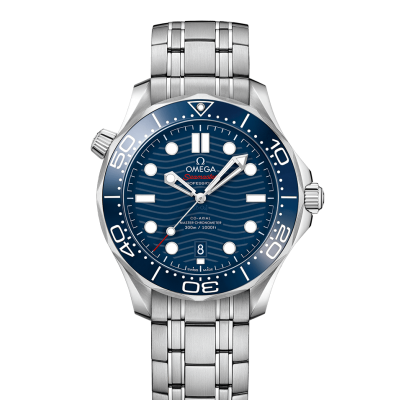 Omega Seamaster Diver 300M 210.30.42.20.03.001 In-house Calibre, Ceramic Bezel, 42mm