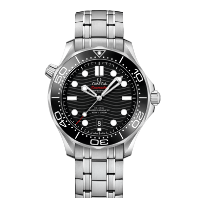 Omega Seamaster Diver 300M 210.30.42.20.01.001 In-house Calibre, Ceramic Bezel, 42mm