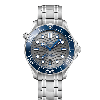 Omega Seamaster Diver 300M 210.30.42.20.06.001 In-house Calibre, Ceramic Bezel, 42mm