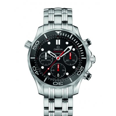 Omega Seamaster Diver 300M 212.30.42.50.01.001 Water resistance 300M, Automatic Chronograph, 41.5 mm