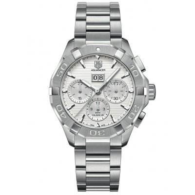 TAG Heuer Aquaracer Calibre 45 CAY211Y.BA0926 Water resistance 300M, Automatic Chronograph, 43 mm
