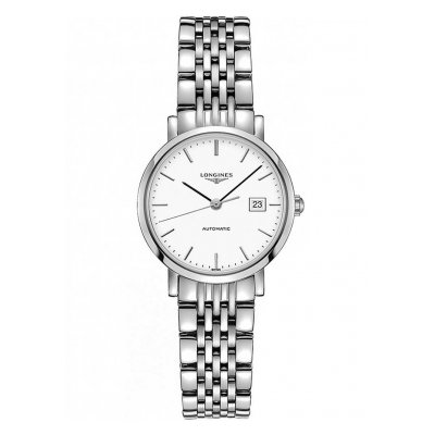 Longines Elegant Collection L43104126 Automat, Indexy, 29 mm