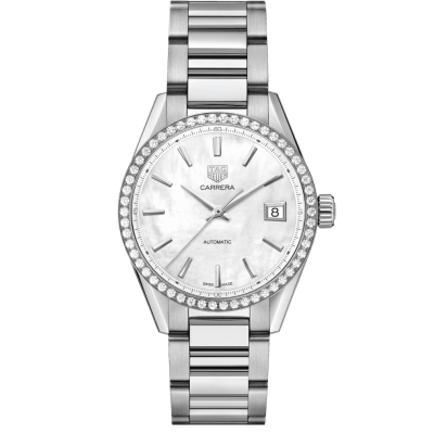 TAG Heuer Carrera WBK2316.BA0652 Diamanty, Automat, 36 mm